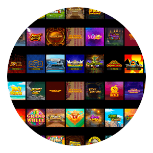 Casino Games Selection