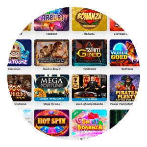 Game Providers at Casinos Online